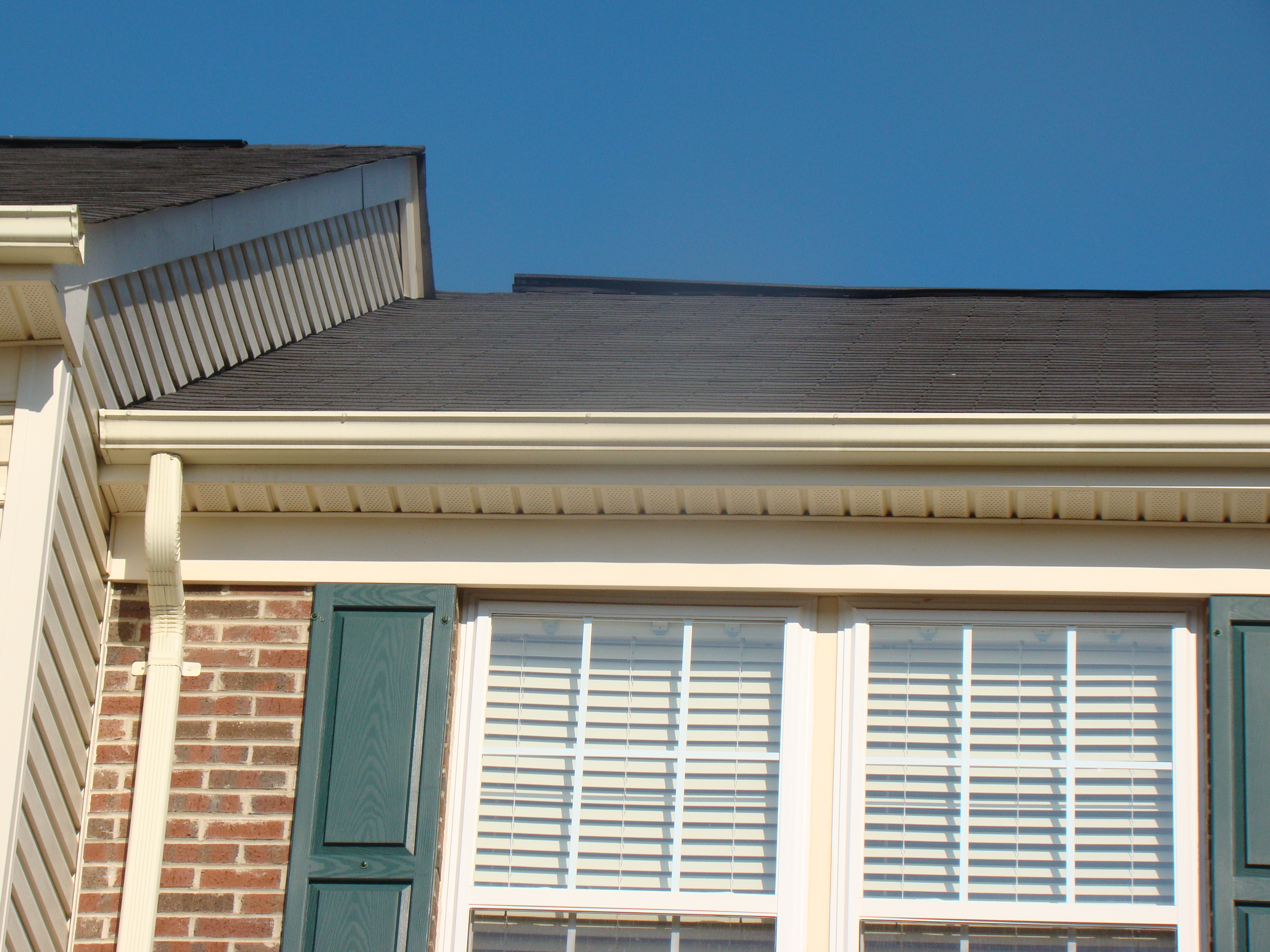 The Consequences Of Improperly Pitched Gutters