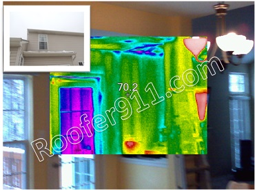 Infrared Roofing Pictures