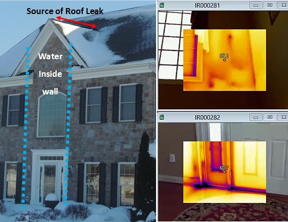 Leesburg Va Roof Leak Repair 703 475 2446