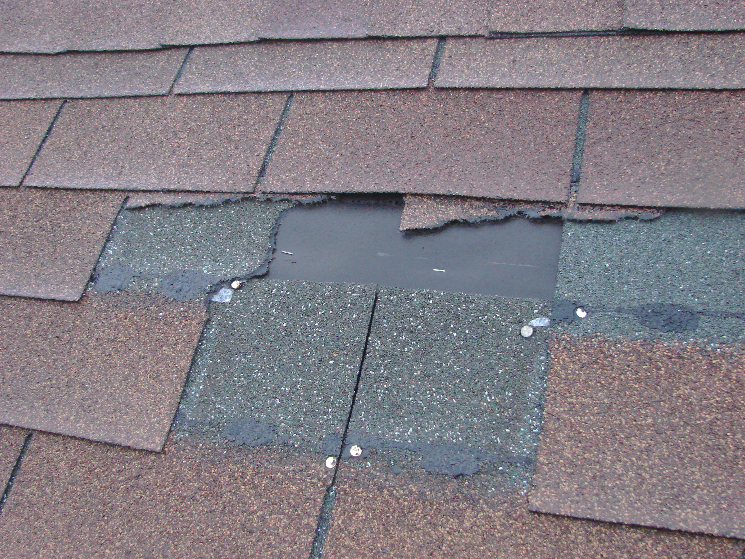 Strong Winds Can Damage Your Roof