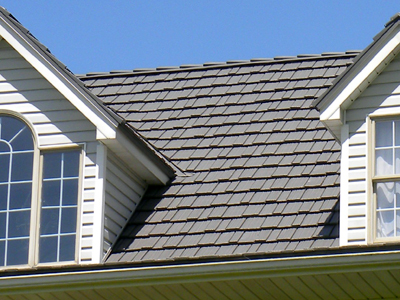 aluminum shingles & Aluminum Shingles a Colorful Alternative Metal Roof memphite.com