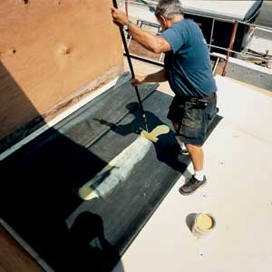 Flat roof repair flat roofing repairs repairing flat roofs flat roof repair solutioingenieria Image collections