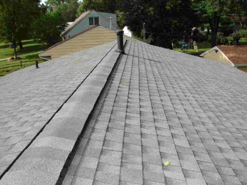 Continuous Ridge Vent Roofer911 Com