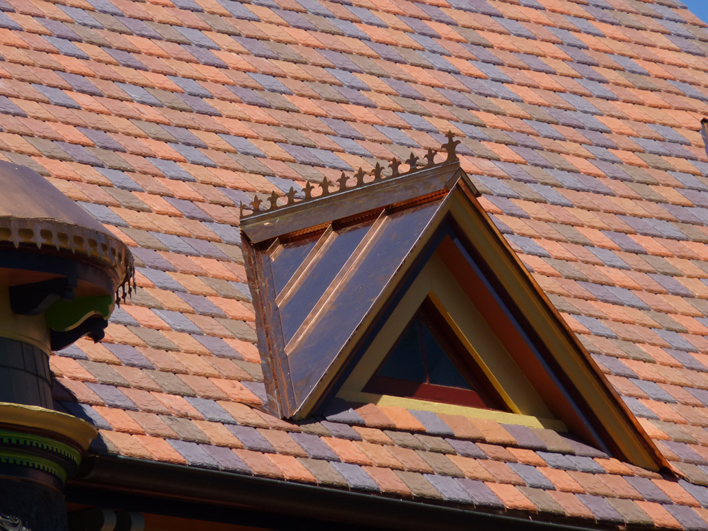 Copper Roof Vents Are In Vogue Roofer911 Com