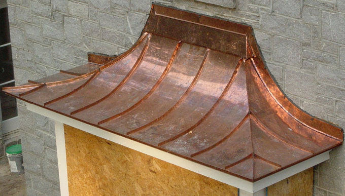 Copper Roof Cleaning Roofer911 Com