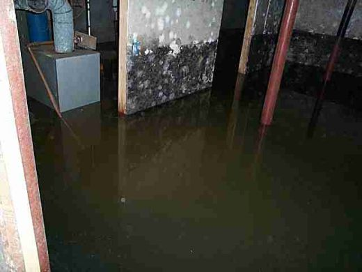 Asphalt Roofing Shingles And My Flooded Basement