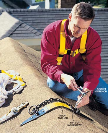 Diy Roof Cleaning Safety Roofer911 Com