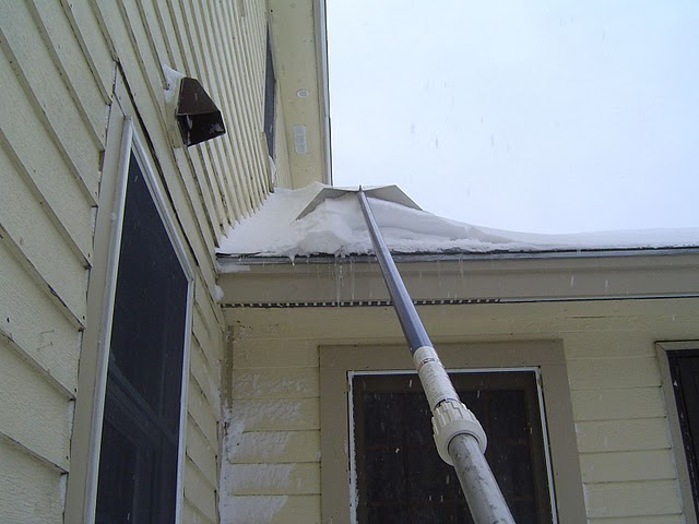 What Is A Roof Rake And Why Should I Care