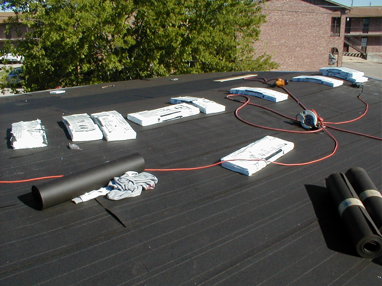Tar Paper Underneath Your Roofu0027s ...