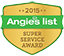 Roofer911 at Angie's List