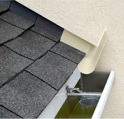 Gutter Flashing With New Roof