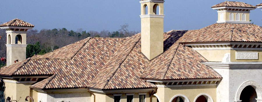 The Beauty Of Ludowici Roof Tile Roofer911 Com