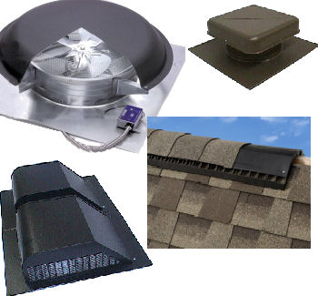 Types Of Roof Vents Roofer911