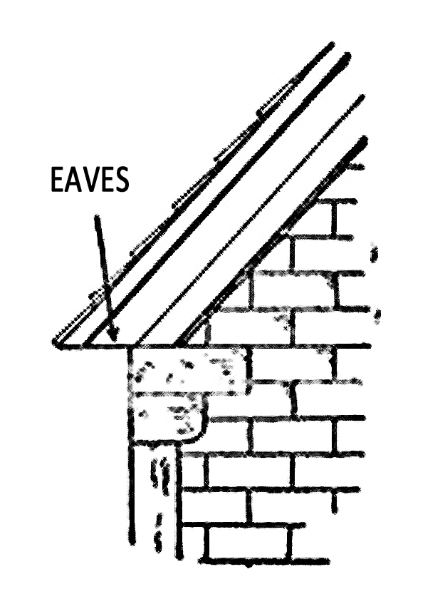 Roof Eaves Help Houses Breathe And Walls Stay Dry