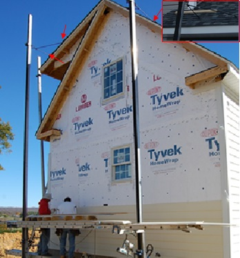 Beware Of Roof Leaks Caused By Siding Contractors