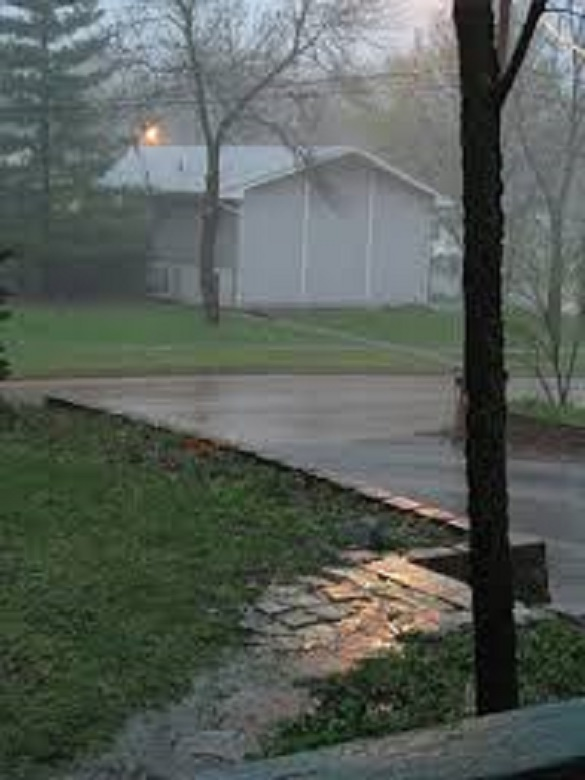 Roofer 911 spring rains can cause problems to your roof Roof leaks when it rains hard