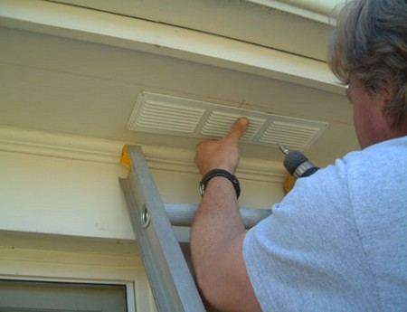 Types Of Soffit Vents Roofer911 Com