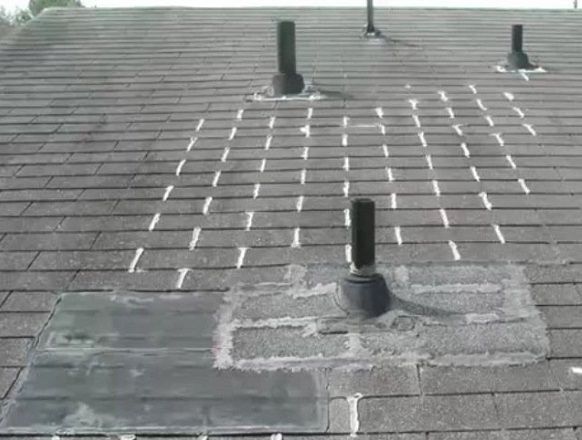What S Wrong With This Vent Pipe Roof Repair